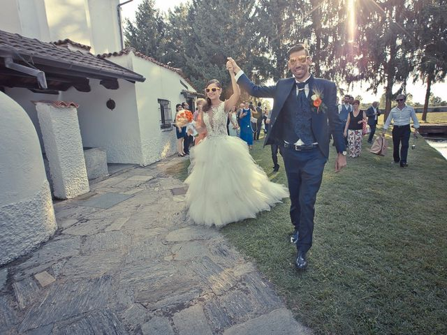 Il matrimonio di Tommaso e Simona a Novate Milanese, Milano 110