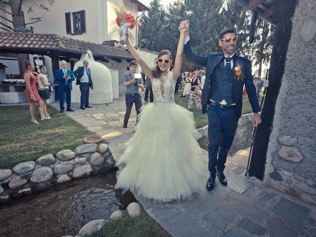 Il matrimonio di Tommaso e Simona a Novate Milanese, Milano 111