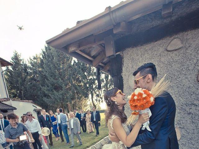 Il matrimonio di Tommaso e Simona a Novate Milanese, Milano 112