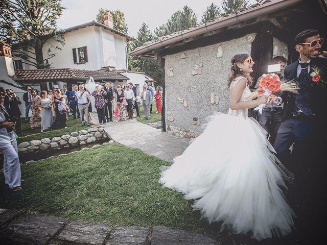 Il matrimonio di Tommaso e Simona a Novate Milanese, Milano 114