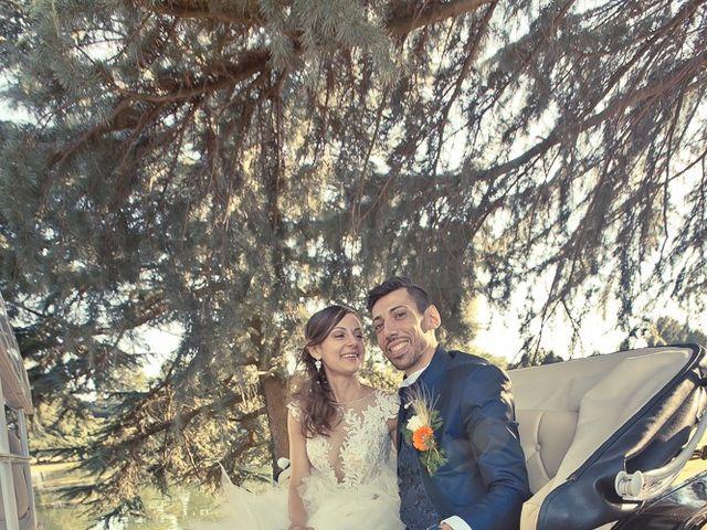 Il matrimonio di Tommaso e Simona a Novate Milanese, Milano 117