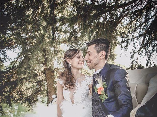 Il matrimonio di Tommaso e Simona a Novate Milanese, Milano 118