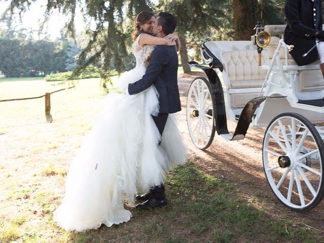 Il matrimonio di Tommaso e Simona a Novate Milanese, Milano 121