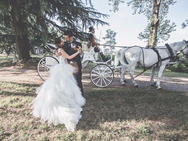 Il matrimonio di Tommaso e Simona a Novate Milanese, Milano 122