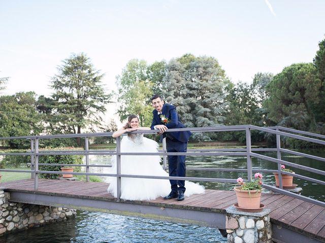 Il matrimonio di Tommaso e Simona a Novate Milanese, Milano 134