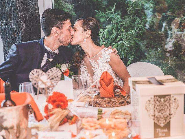 Il matrimonio di Tommaso e Simona a Novate Milanese, Milano 135