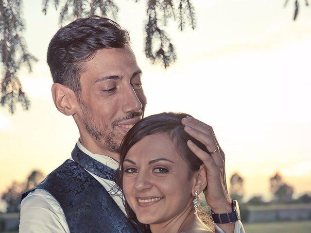 Il matrimonio di Tommaso e Simona a Novate Milanese, Milano 136