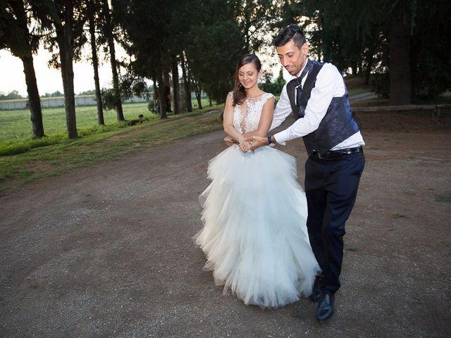 Il matrimonio di Tommaso e Simona a Novate Milanese, Milano 137