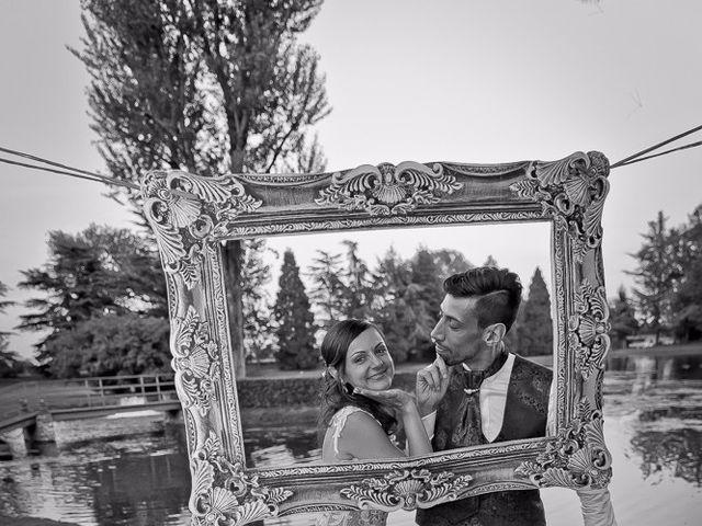 Il matrimonio di Tommaso e Simona a Novate Milanese, Milano 140