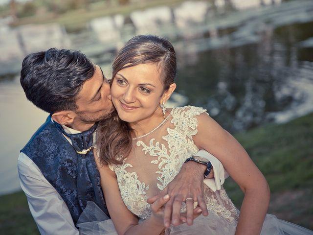 Il matrimonio di Tommaso e Simona a Novate Milanese, Milano 145