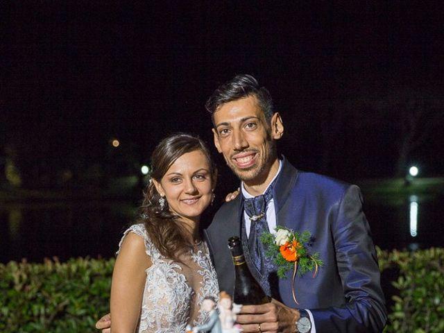 Il matrimonio di Tommaso e Simona a Novate Milanese, Milano 152