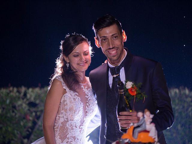 Il matrimonio di Tommaso e Simona a Novate Milanese, Milano 155