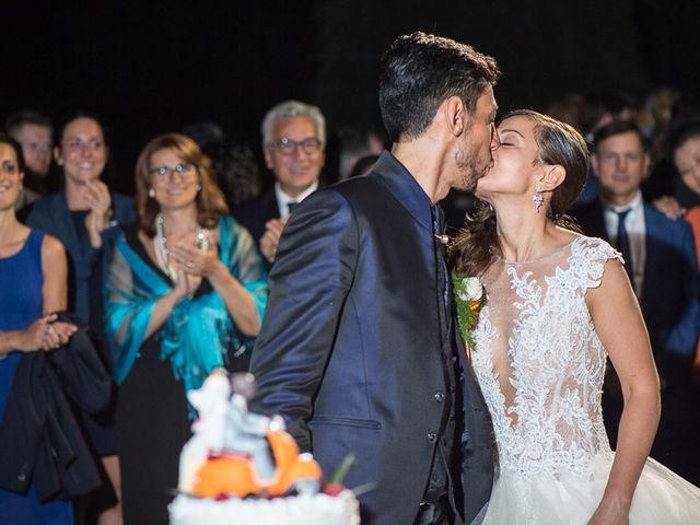 Il matrimonio di Tommaso e Simona a Novate Milanese, Milano 158