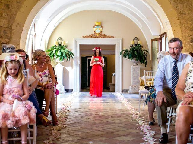 Il matrimonio di David e Lou a Ispica, Ragusa 35