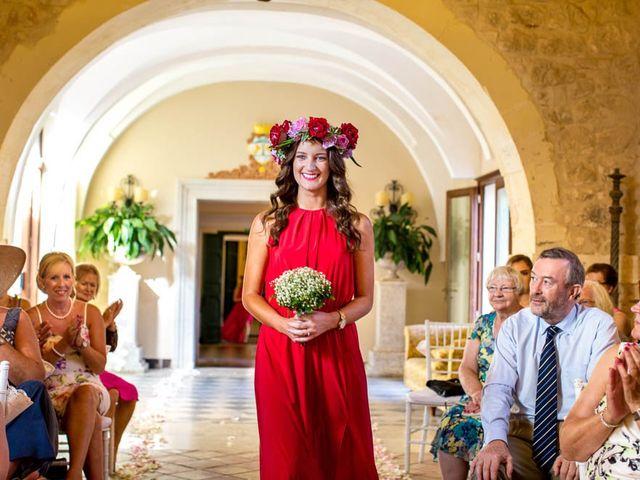 Il matrimonio di David e Lou a Ispica, Ragusa 36