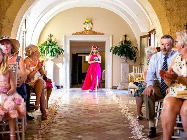 Il matrimonio di David e Lou a Ispica, Ragusa 37