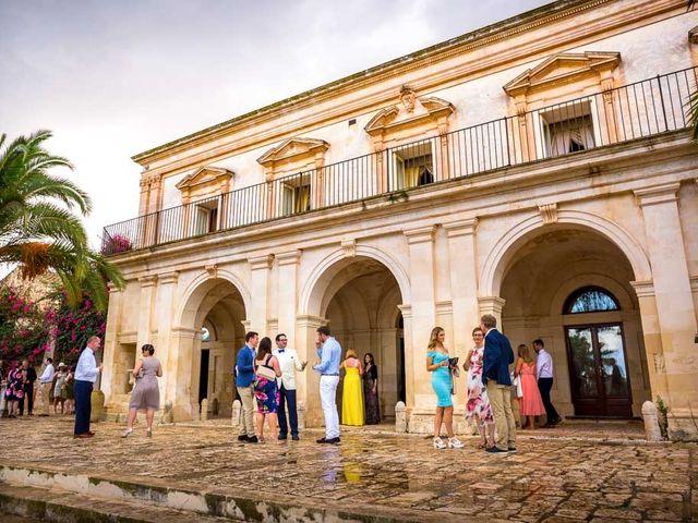 Il matrimonio di David e Lou a Ispica, Ragusa 56
