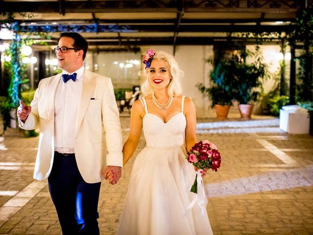 Il matrimonio di David e Lou a Ispica, Ragusa 85