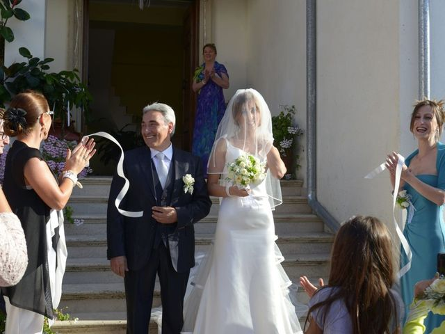 Il matrimonio di Mario e Ilaria a Trasacco, L'Aquila 14