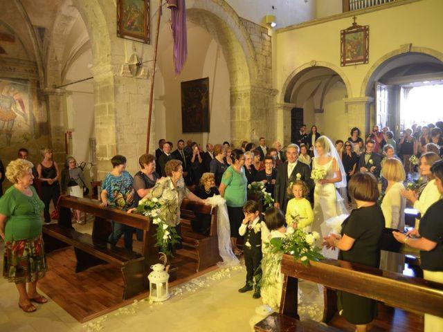 Il matrimonio di Mario e Ilaria a Trasacco, L'Aquila 15
