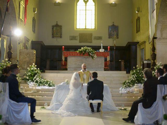 Il matrimonio di Mario e Ilaria a Trasacco, L'Aquila 16