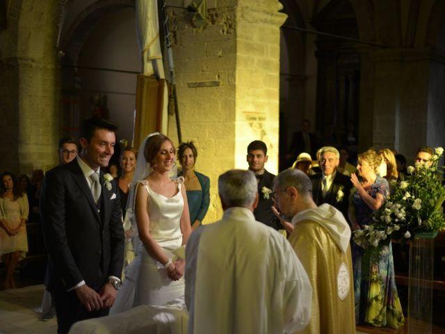 Il matrimonio di Mario e Ilaria a Trasacco, L'Aquila 17