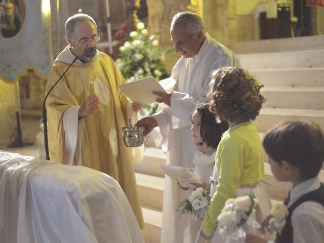 Il matrimonio di Mario e Ilaria a Trasacco, L'Aquila 18