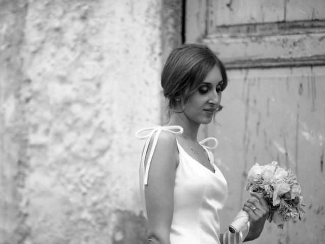 Il matrimonio di Mario e Ilaria a Trasacco, L'Aquila 28