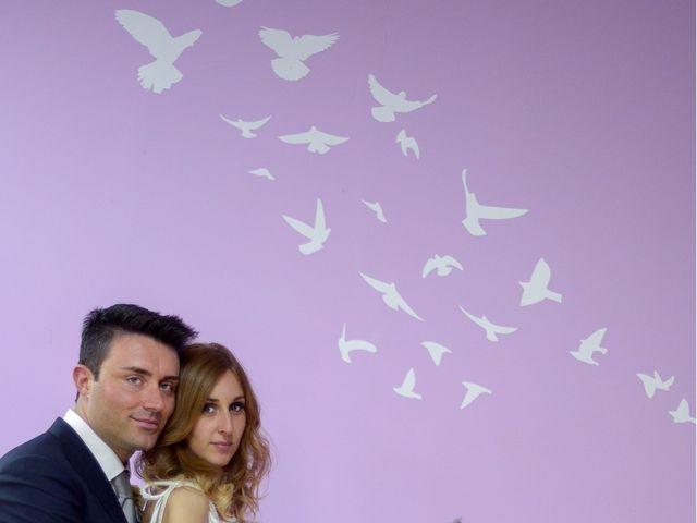 Il matrimonio di Mario e Ilaria a Trasacco, L'Aquila 36