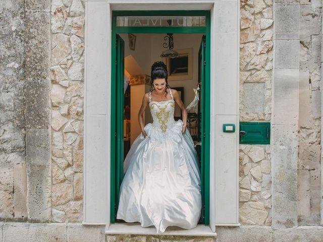 Il matrimonio di Andrea e Eléna a Modica, Ragusa 19