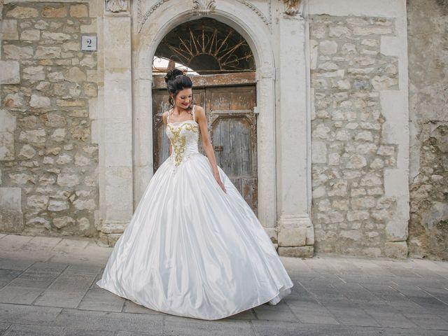 Il matrimonio di Andrea e Eléna a Modica, Ragusa 20