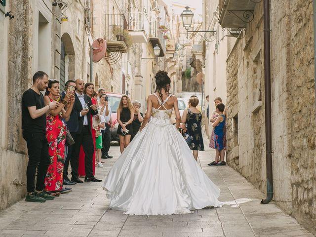 Il matrimonio di Andrea e Eléna a Modica, Ragusa 22