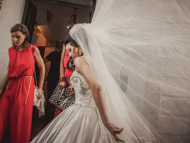 Il matrimonio di Andrea e Eléna a Modica, Ragusa 24