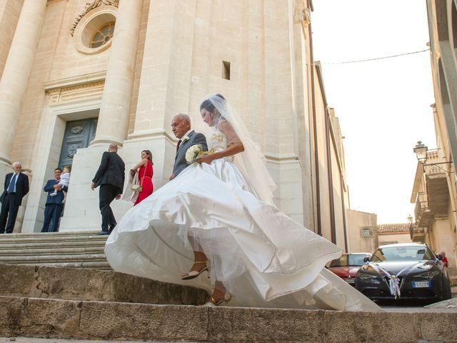 Il matrimonio di Andrea e Eléna a Modica, Ragusa 25