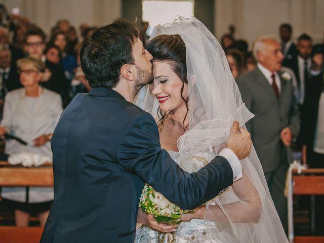 Il matrimonio di Andrea e Eléna a Modica, Ragusa 27