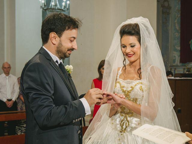 Il matrimonio di Andrea e Eléna a Modica, Ragusa 28