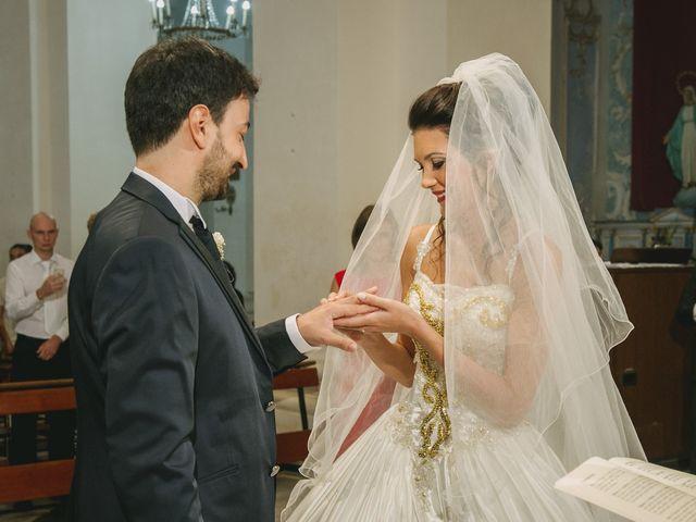 Il matrimonio di Andrea e Eléna a Modica, Ragusa 30