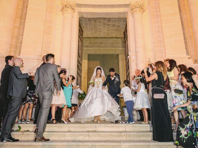 Il matrimonio di Andrea e Eléna a Modica, Ragusa 32