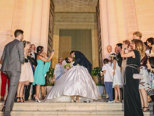 Il matrimonio di Andrea e Eléna a Modica, Ragusa 33