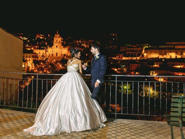 Il matrimonio di Andrea e Eléna a Modica, Ragusa 40