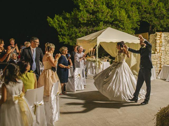 Il matrimonio di Andrea e Eléna a Modica, Ragusa 44