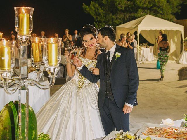 Il matrimonio di Andrea e Eléna a Modica, Ragusa 45