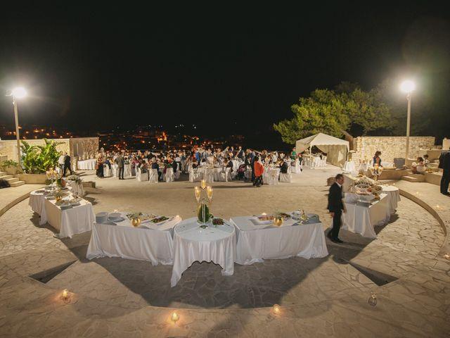 Il matrimonio di Andrea e Eléna a Modica, Ragusa 47