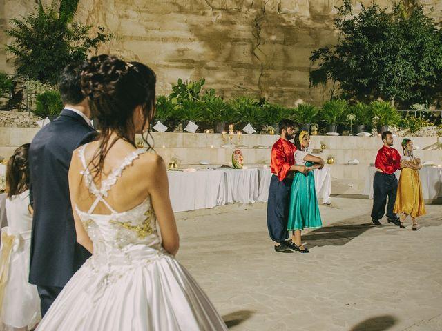 Il matrimonio di Andrea e Eléna a Modica, Ragusa 48
