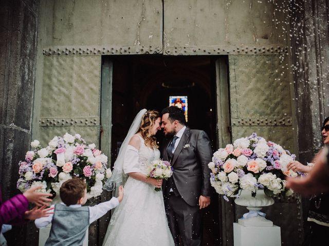 Il matrimonio di Max e Ilaria a Napoli, Napoli 50