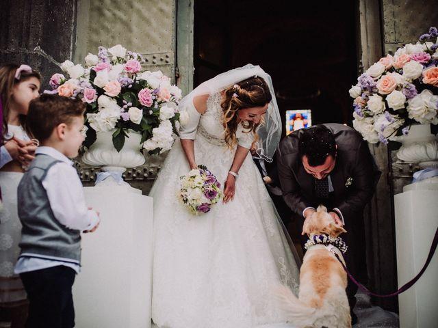 Il matrimonio di Max e Ilaria a Napoli, Napoli 51