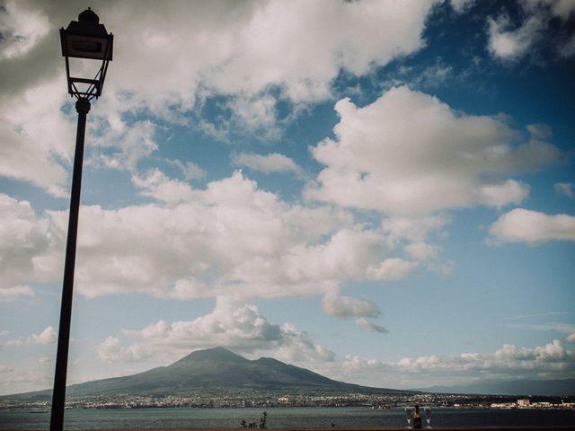 Il matrimonio di Max e Ilaria a Napoli, Napoli 52