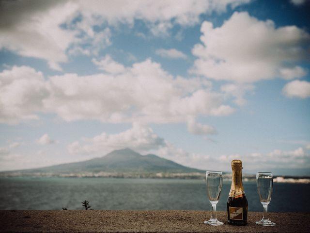 Il matrimonio di Max e Ilaria a Napoli, Napoli 53