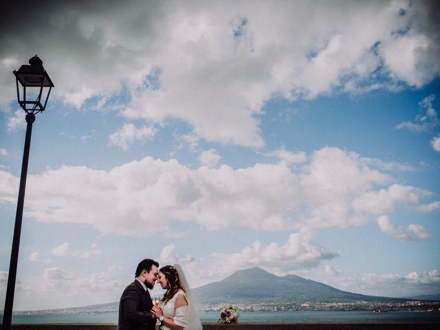 Il matrimonio di Max e Ilaria a Napoli, Napoli 54
