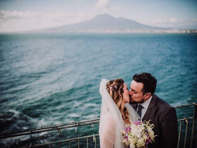 Il matrimonio di Max e Ilaria a Napoli, Napoli 56